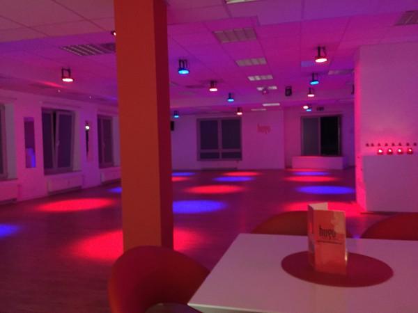 Der Tanzsaal