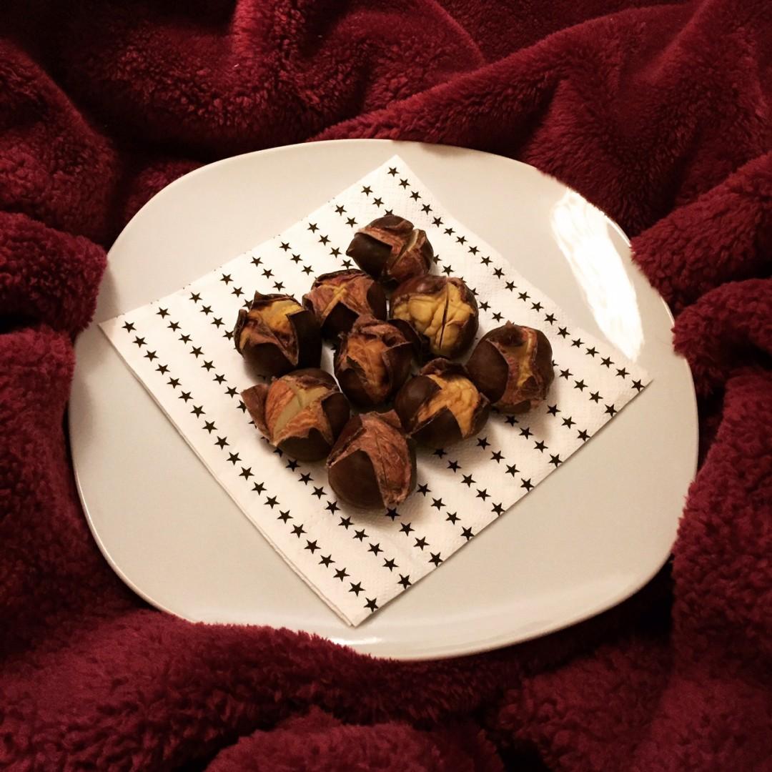 Mein liebster Snack in der Vorweihnachtszeit :-)