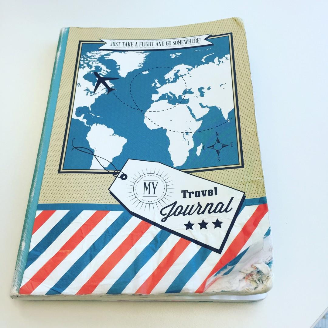 Das schöne Reisetagebuch