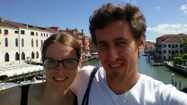 In Venedig