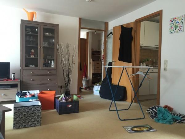 Chaos in der alten Wohnung Teil 1