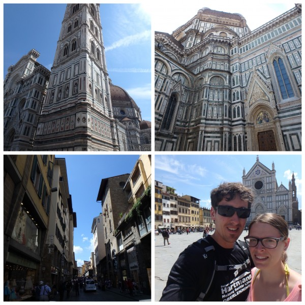 Florenz - die größte Stadt Toskanas